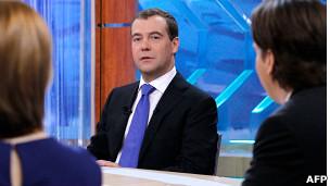 Dmytro Medvediev