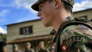 Armija Švejcariji