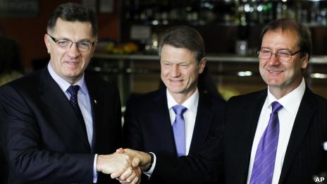 Partnery v majbutnij koaliciji Lytvy